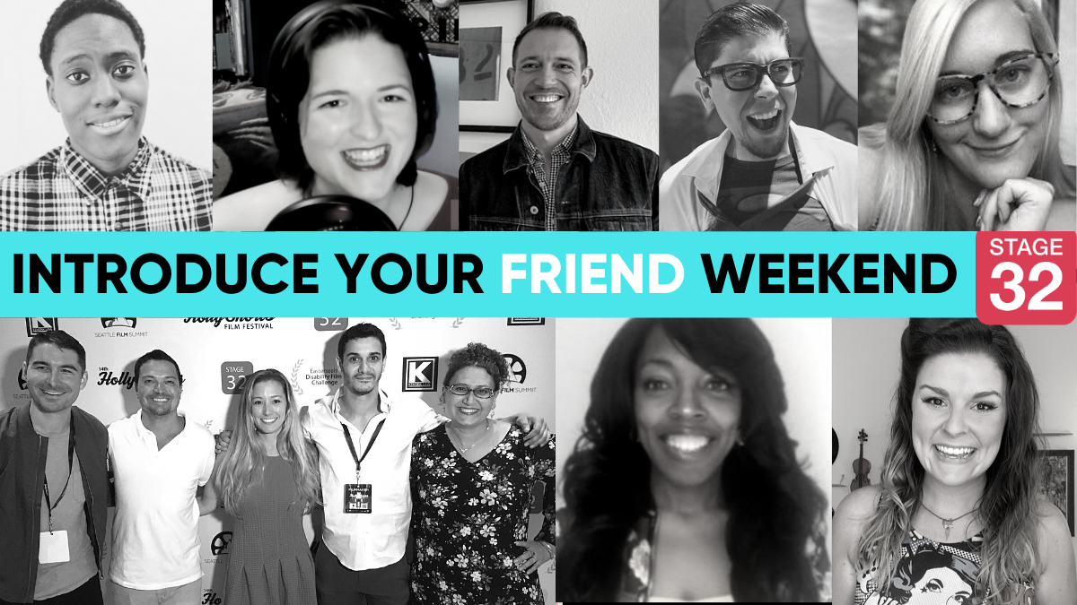 Grab a Networking Buddy and Make It Introduce Your FRIEND Weekend