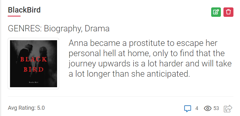 IrelandBased Screenwriter Options her First Script through Stage 32
