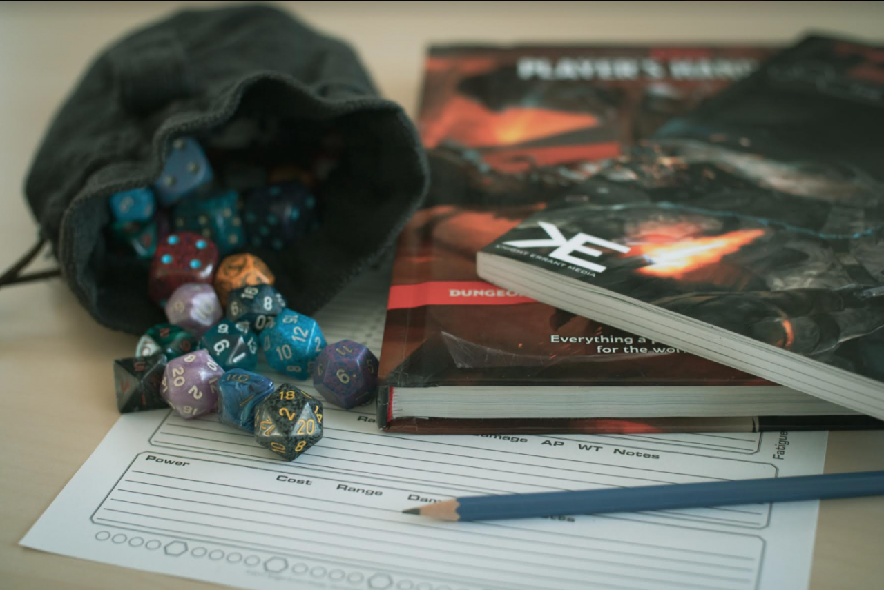 How Tabletop RPGs Can Help You Create Your TV Show