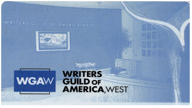 Why and How to Join the  Writers Guild of America