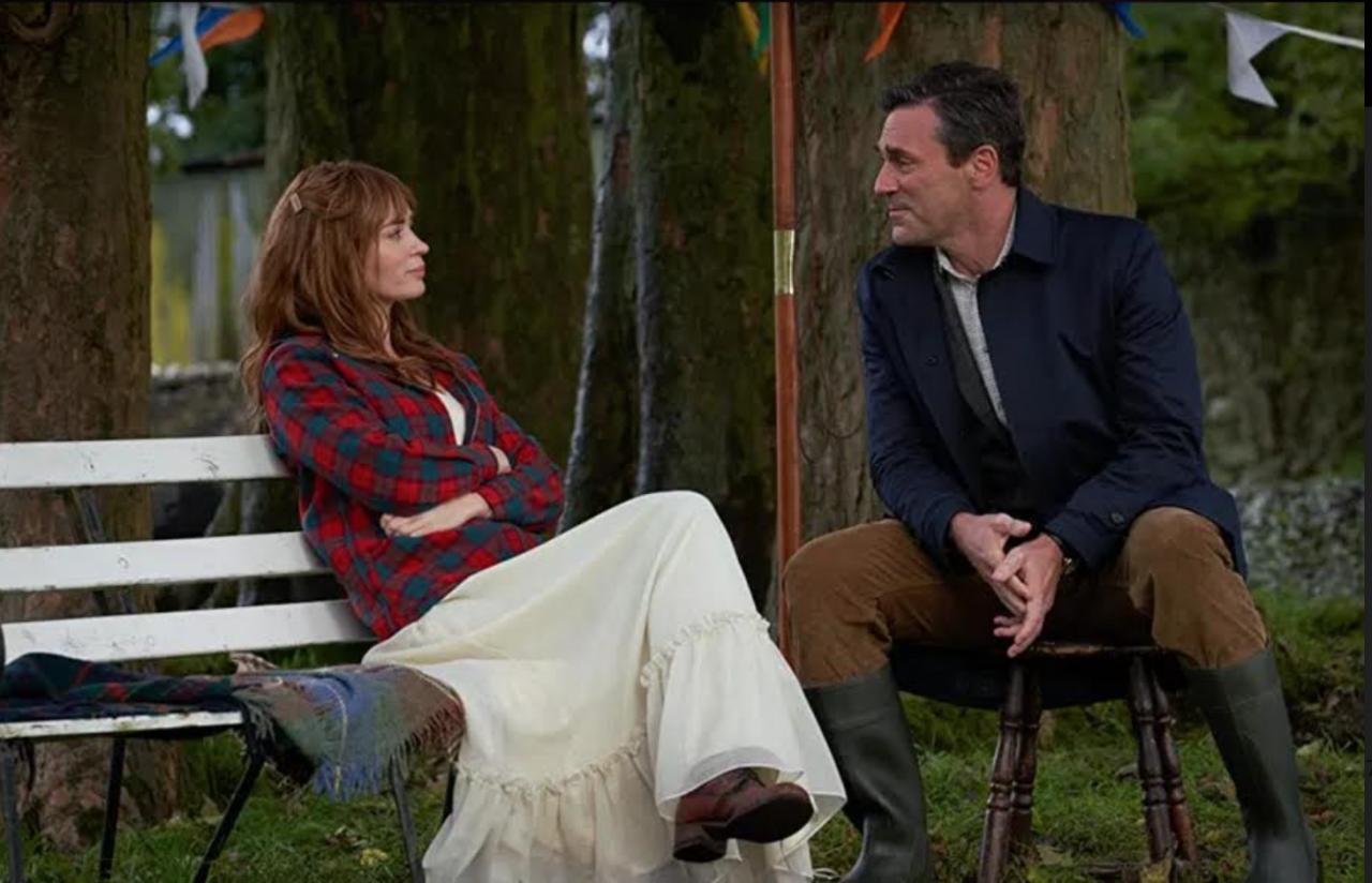 The Making of Wild Mountain Thyme Starring Emily Blunt  Jamie Dornan